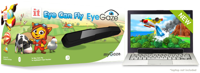 Eye Can Fly EyeGaze