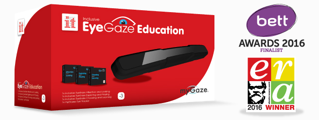 Inclusive EyeGaze Education