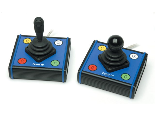 PointIt! & PointIt! Mini Joysticks | Inclusive Technology
