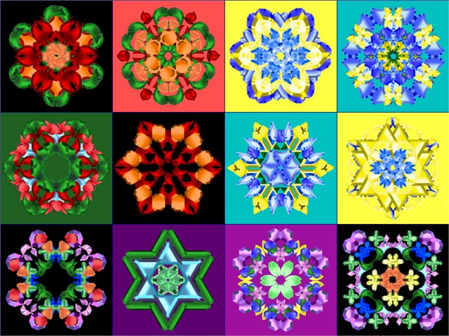 Cool Art Designs To Color