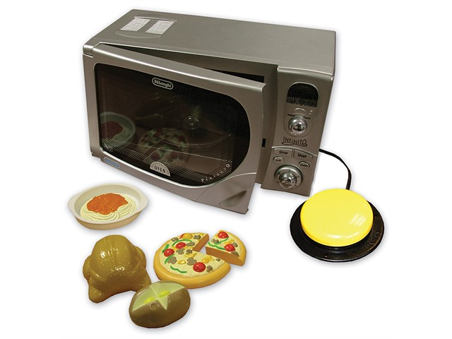Switch It Up Toys : Switch adapted toy de longhi microwave inclusive