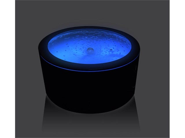 Round Bubble Table (colour Changing)