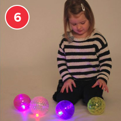 Light Ball Set