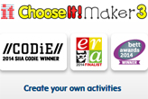 Award Winning ChooseIt! Maker 3
