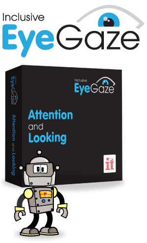 Inclusive EyeGaze: Attention and Looking