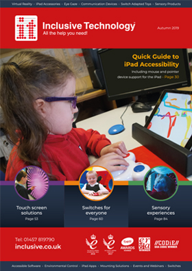 NEW Inclusive Technology Autumn 2019 Catalogue