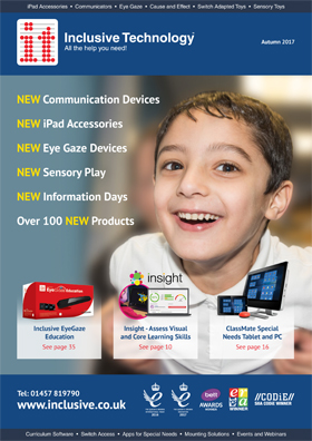 NEW Inclusive Technology Autumn Catalogue 2017