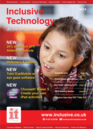 New Inclusive Technology Catalogue 2014