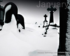 Desktop Wallpaper: January Colour