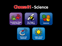 ChooseIt! Science