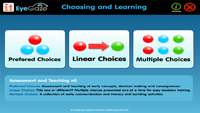 Choosing and Learning