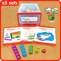 Tiggly Education Maths Set