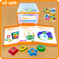 Tiggly Education Shapes Set
