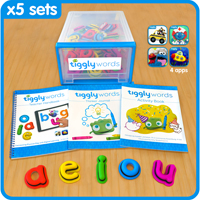 Tiggly Education Words Set