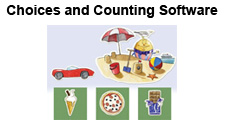Choices and Counting Software