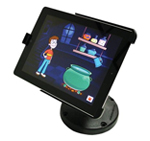 Inclusive iPad Table Mount