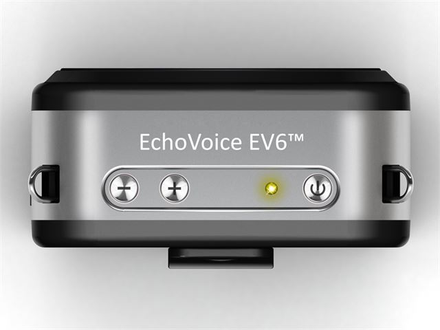 EchoVoice® EV6 Speech Amplifier | Inclusive Technology