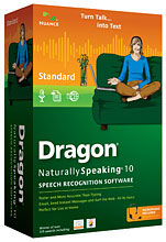 Dragon Naturally Speaking V10